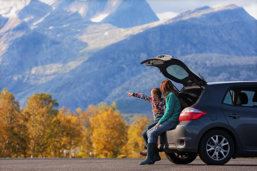 вибір авто для подорожі по Європі