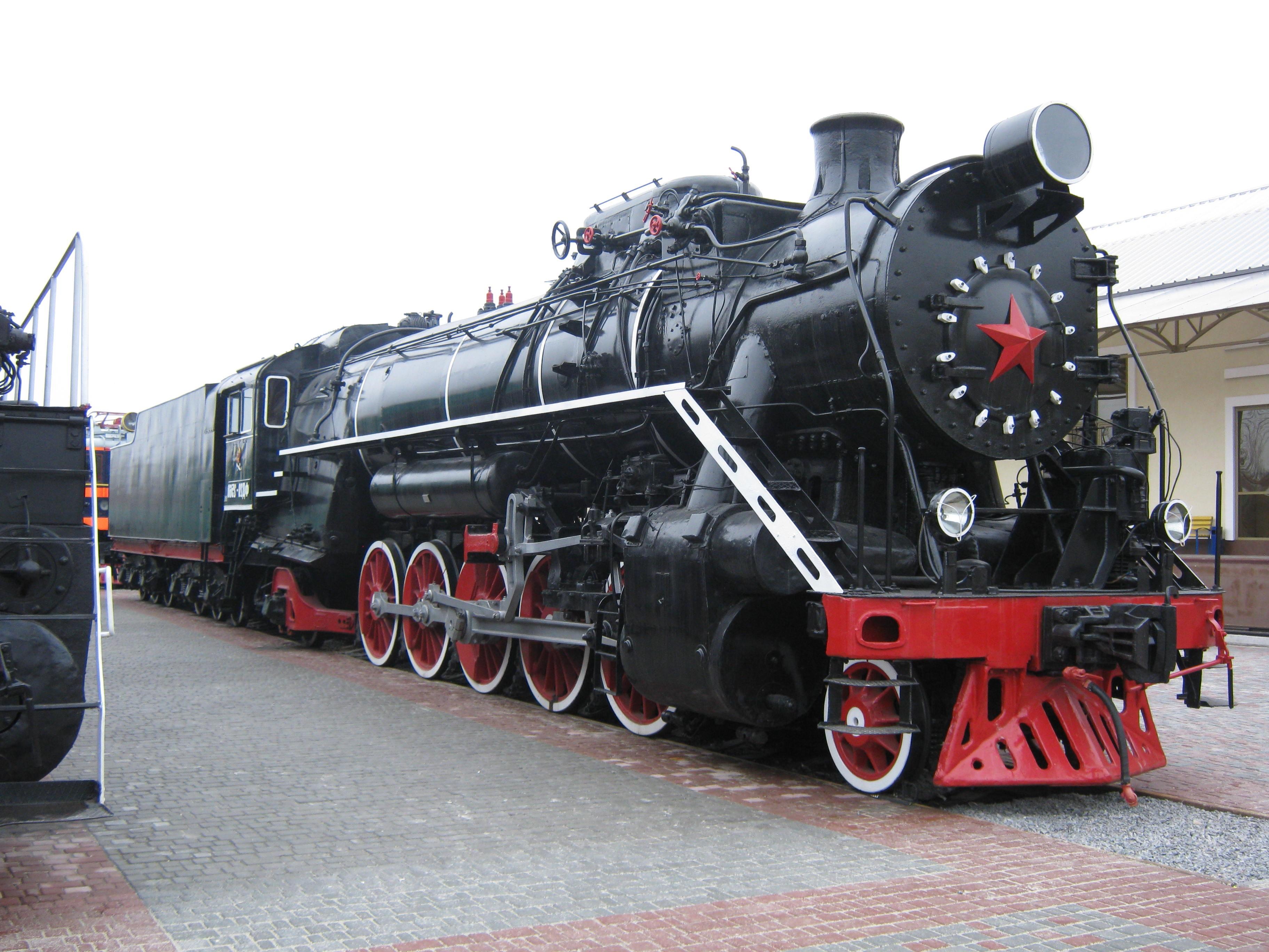 Музей поїздів