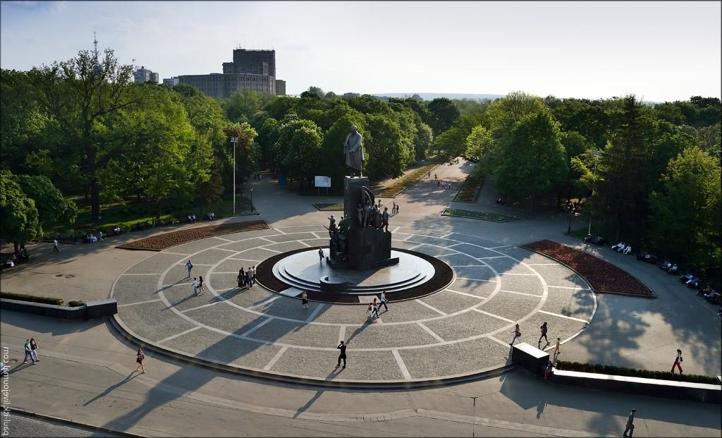Сад Шевченка