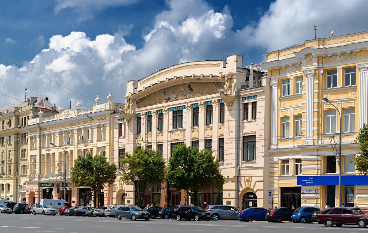 Ляльковий театр ім. Афанасьєва