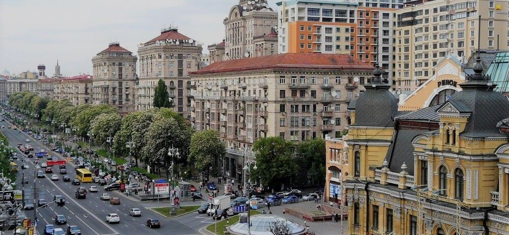 аренда авто в центре Киева