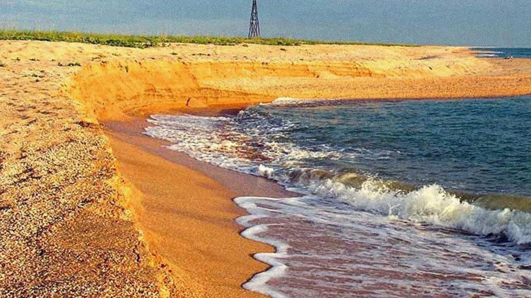 Arabat arrow beach